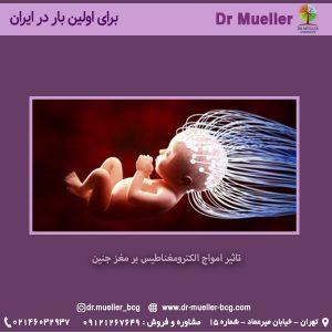 تاثیر امواج الکترومغناطیس بر مغز جنین